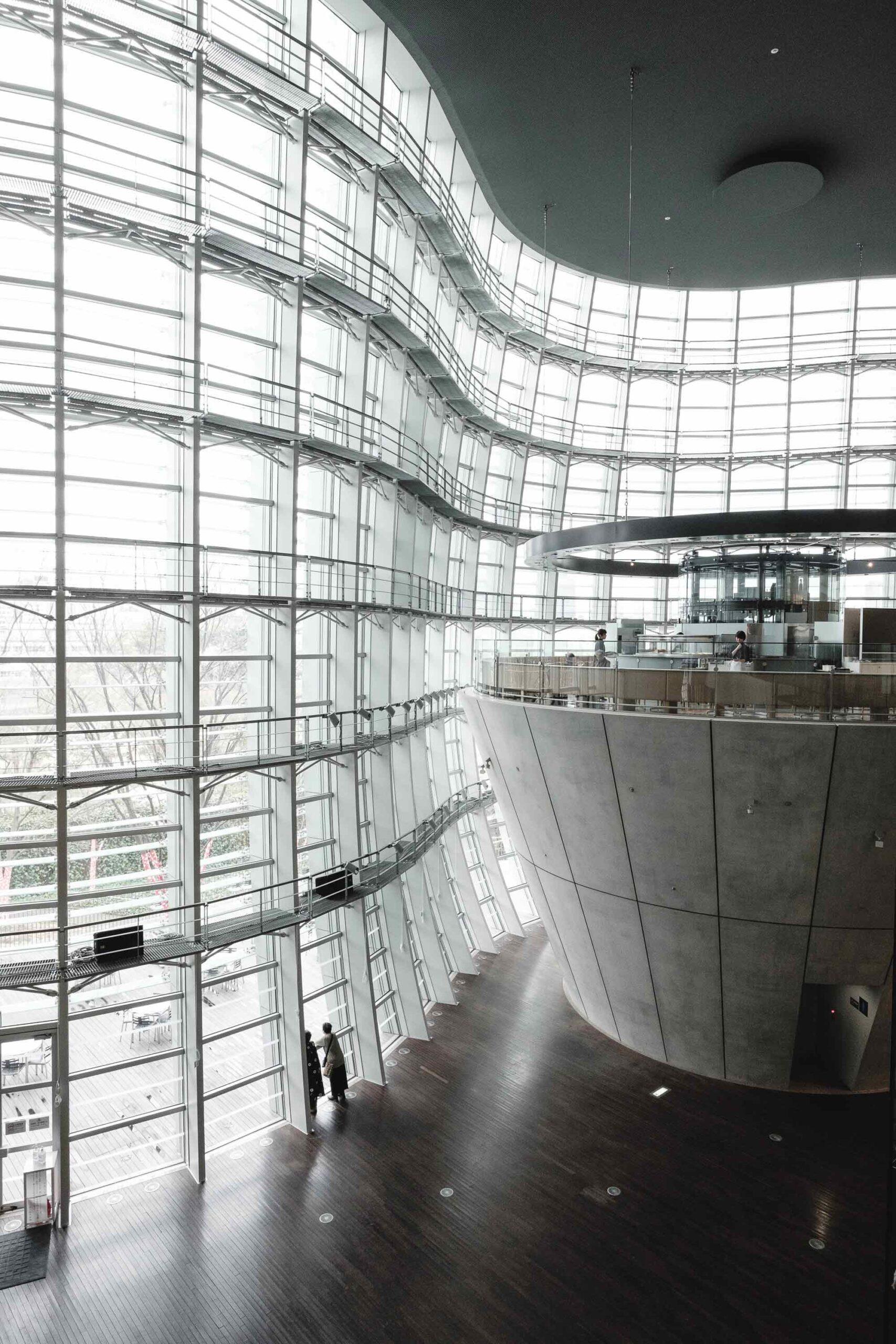 Minato-ku, The National Art Center, Tokyo, Minato-ku, Japan